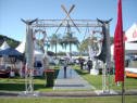 MAR.16 Promotion & Marketing - Decorated Entry to Boat Show
