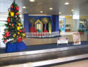 MAR.17 Promotion & Marketing - Coffs Harbour Airport - Christmas Decorations