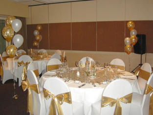 Aqualuna - Gold 50th Anniversary Dinner
