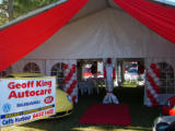 CR.11 Geoff King - Hospitality Marquee