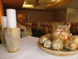 PBB.5 Park Beach Bowling Club - White & Gold Reception - Decorative Options