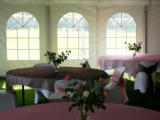 PV.3 Marquee based dinner function - Pink and Chocolate